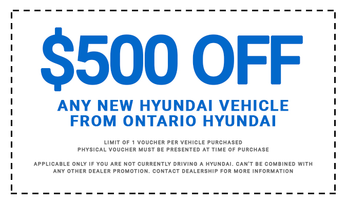 $125 off new or used vehicles coupon