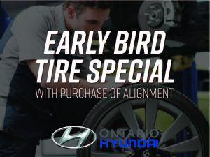 Hyundai Tire special