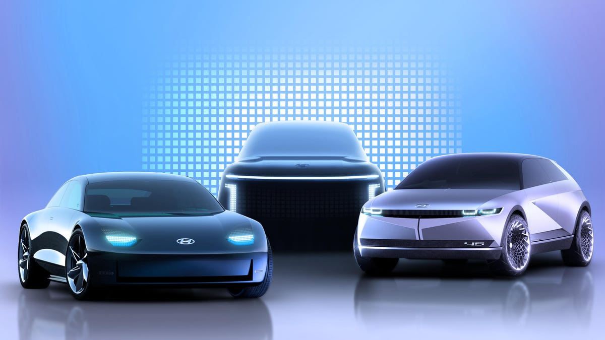 ioniq electric vehicles